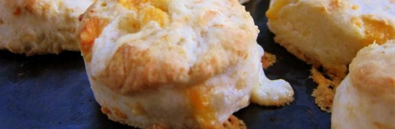 Cheesy Buttermilk Scones.