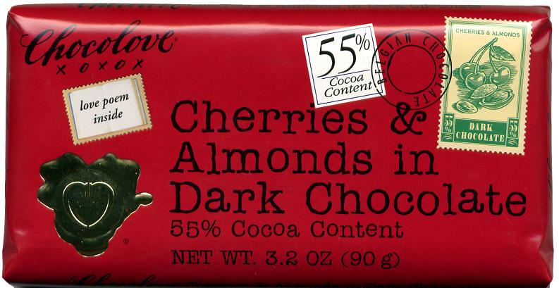 Chocolove was one of the best choclate bars