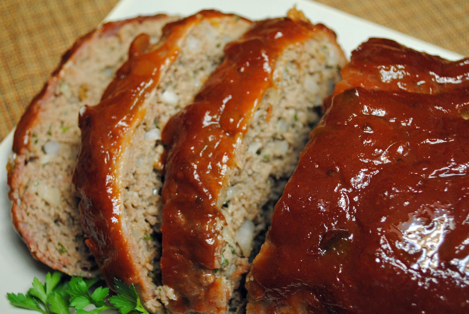 Kitchenman TV Guide Meat Loaf
