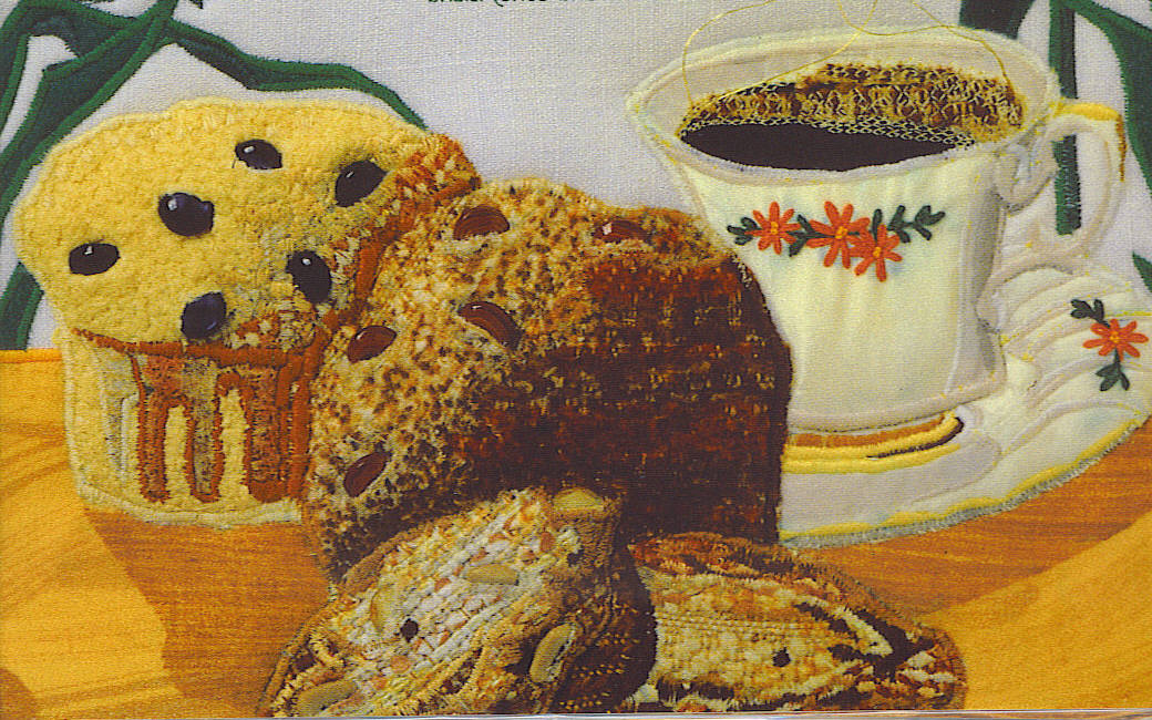 Knotty Pine Express Blueberry Muffins