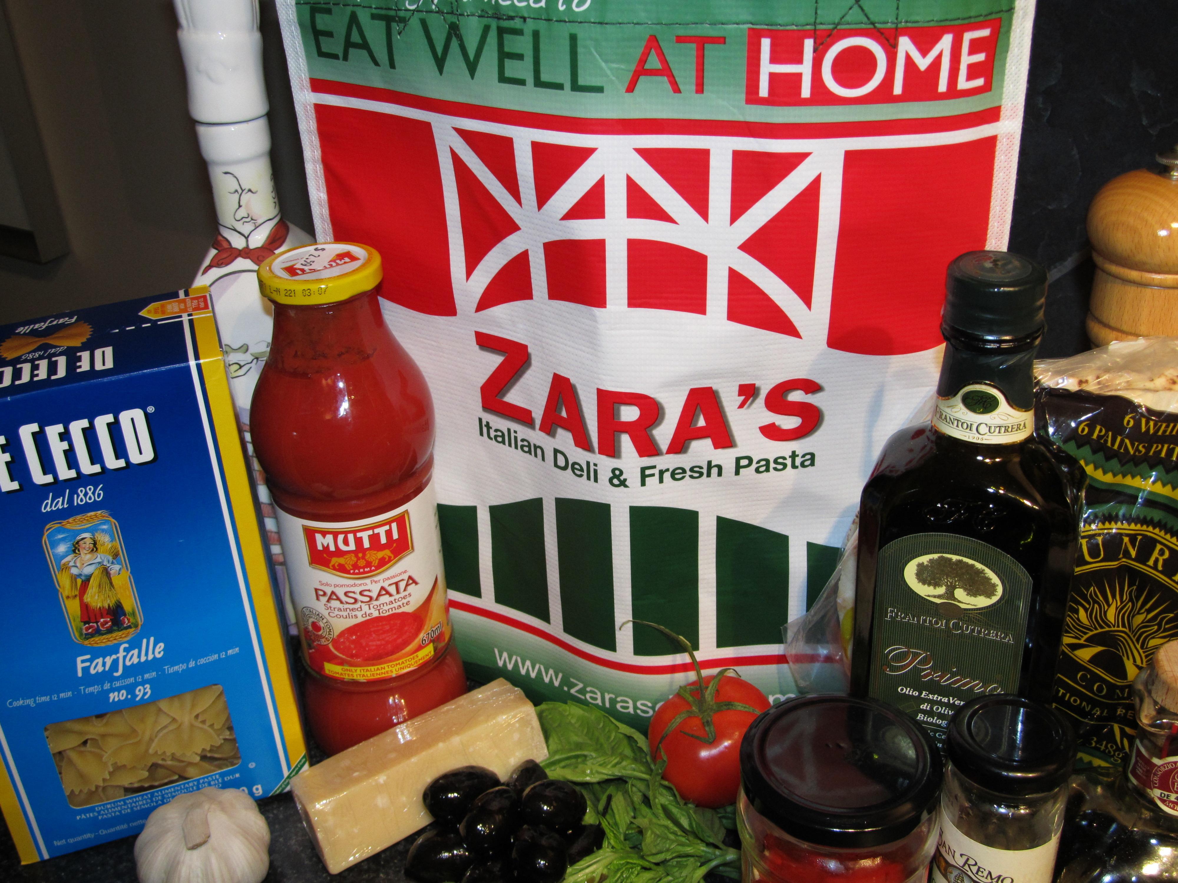 Zara's Italian Deli