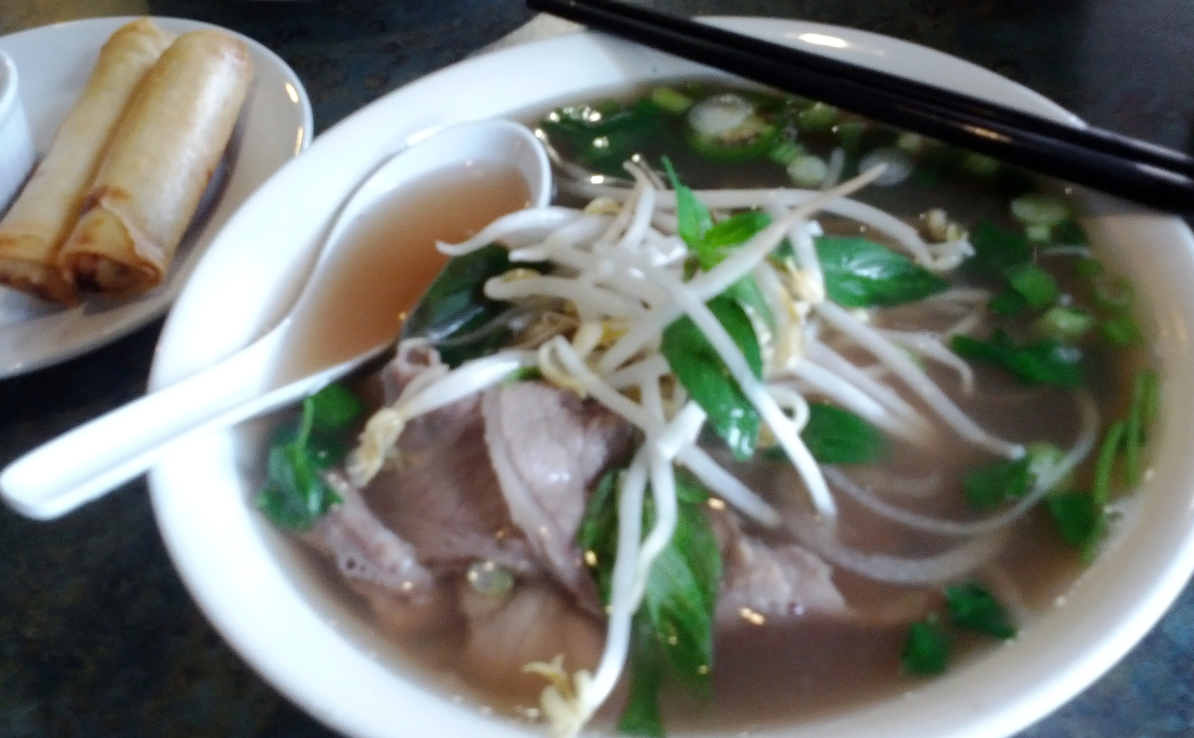 Beef Pho' to Go!