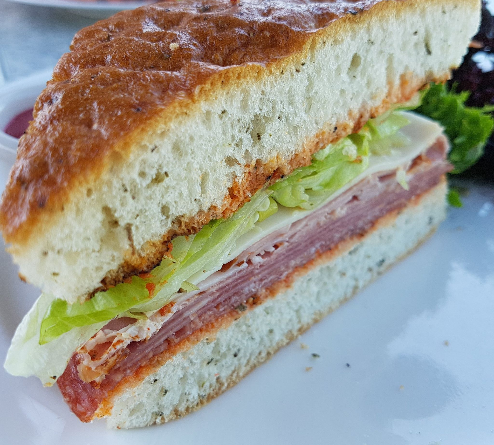 Italian Deli Cold Cut Sandwich