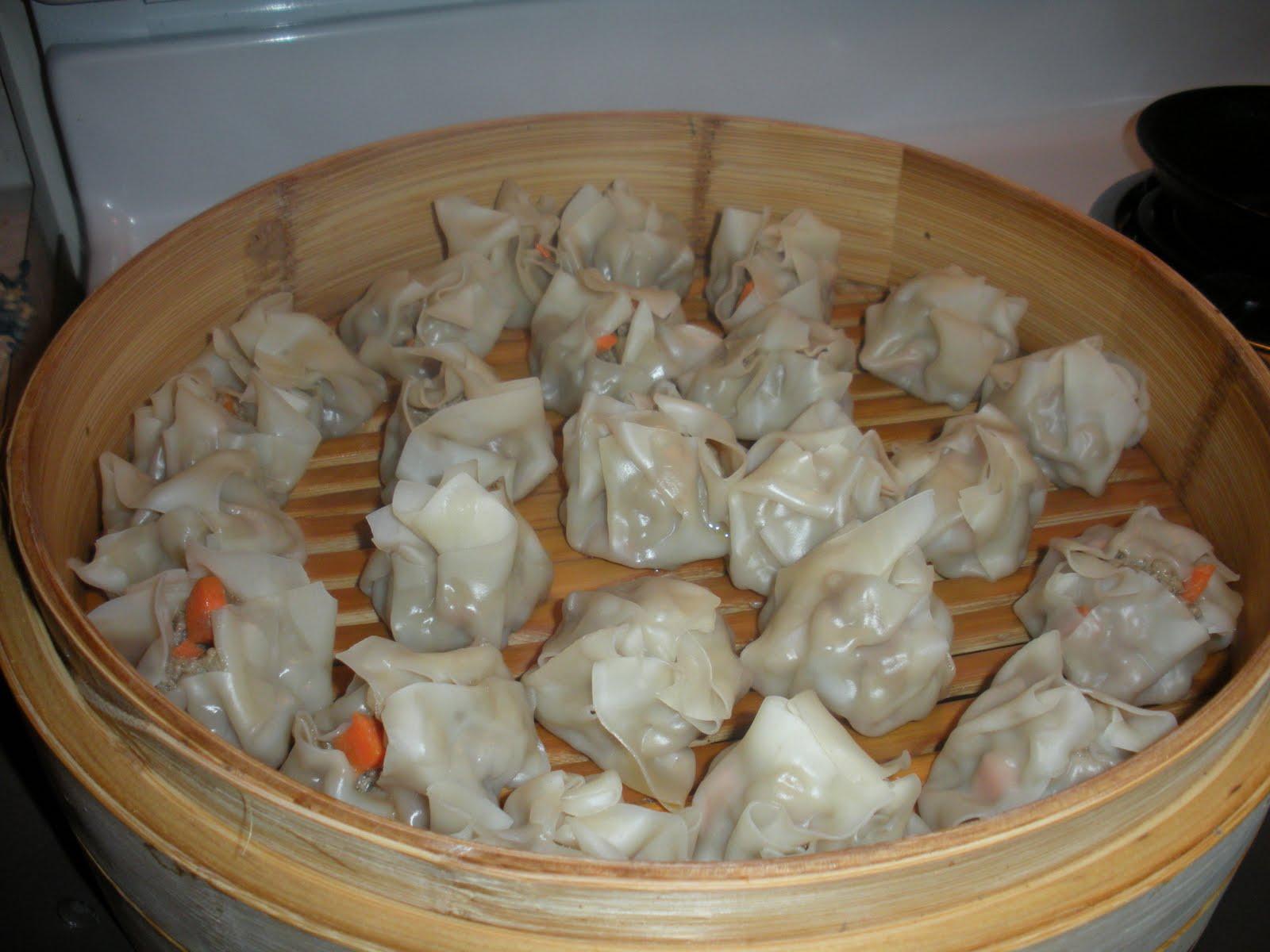 Steamed Shanghai Dumpling's