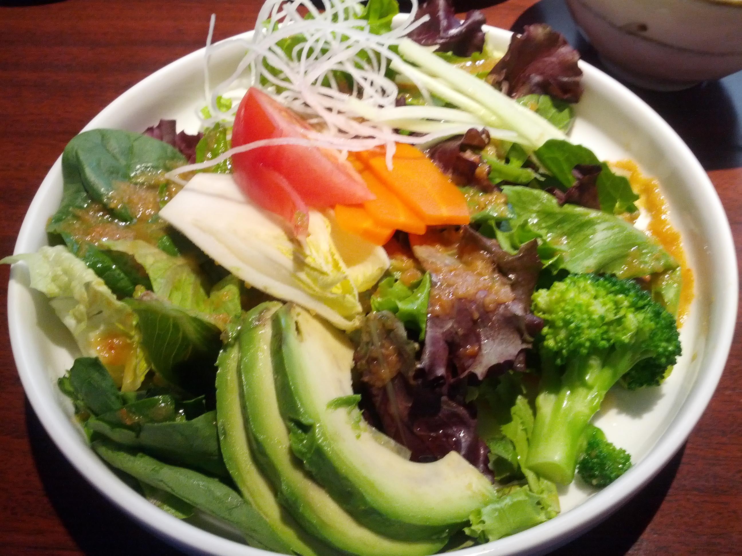 Mouthwatering Ponzu Salad