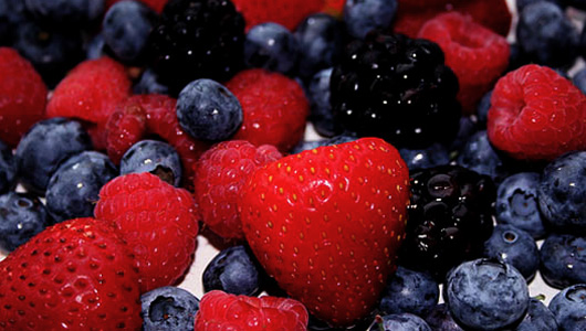 Berries are Good! K
