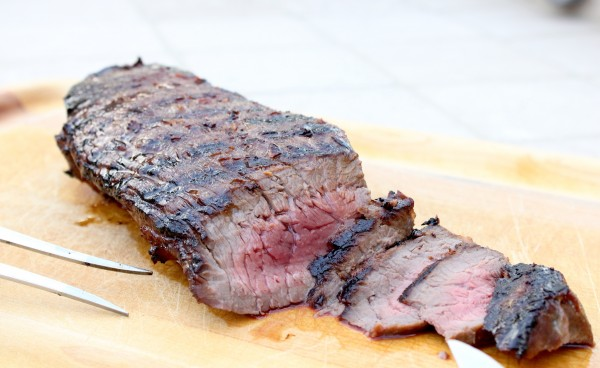 The Beef Eaters London Broil