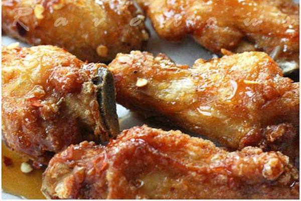 Korean Style Marinated KFC