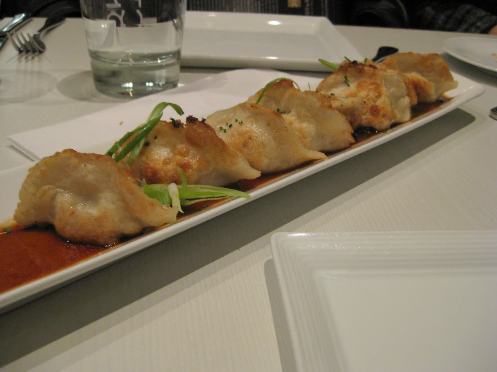 Chinese Pot Sticker Dumplings