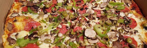 Montreal Style Emilio Finatti Sicilian Pizza