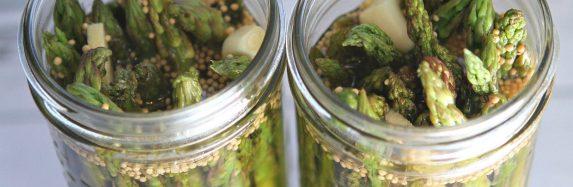 Tasty Pickled Asparagus