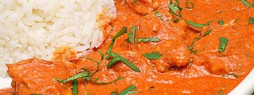 Butter Chicken So Good!