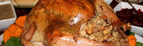 Turkey Dinner .